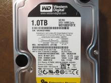 Western Digital WD1003FBYX-01Y7B0 DCM:HHNNHTJAAB 1.0TB Sata (Donor for Parts)