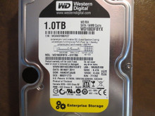 Western Digital WD1003FBYX-01Y7B0 DCM:HANCHTJAAB 1.0TB Sata (Donor for Parts)