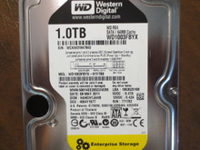 Western Digital WD1003FBYX-01Y7B0 DCM:HANCHTJAHB 1.0TB Sata (Donor for Parts)