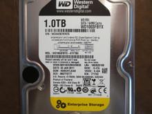 Western Digital WD1003FBYX-01Y7B0 DCM:HARCHTJCAB 1.0TB Sata (Donor for Parts)