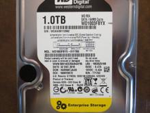 Western Digital WD1003FBYX-01Y7B0 DCM:HARNNTJAAB 1.0TB Sata (Donor for Parts)