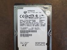 Hitachi HTS541680J9SA00 PN:0A50837 MLC:DA1753 80gb Sata (Donor for Parts)