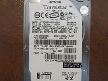 Hitachi HTS548040M9AT00 PN:08K0856 MLC:H69553 40gb IDE (Donor for Parts)