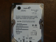 Seagate ST9402112A 9AH417-188 FW:3.06 WU 40gb IDE (Donor for Parts)