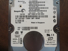 Seagate ST94811A 9Y1082-032 FW:3.04 AMK 40gb IDE (Donor for Parts)