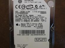 Hitachi HTS545050B9A302 PN:0J13964 MLC:DA3846 Apple#655-1540F 500gb Sata