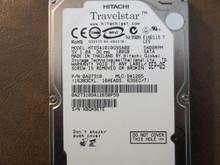 Hitachi HTS541010G9SA00 PN:0A27310 MLC:DA1265 100gb Sata