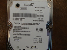 Seagate ST9808210A 9AH233-020 FW:3.02 AMK 80gb IDE (Donor for Parts)