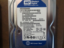 Western Digital WD2500AAKX-603CA0 DCM:HHRNHTJMEN 250gb Sata (Donor for Parts)