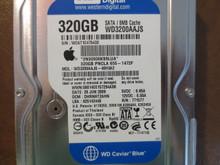 Western Digital WD3200AAJS-40H3A2 DCM:DHRNHT2AHN Apple#655-1472F 320gb Sata (T)
