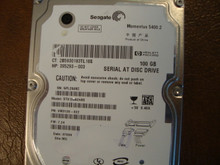 Seagate ST9100824AS 9W3139-022 FW:7.24 WU 100gb Sata (Donor for Parts) 5PL250XC