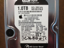Western Digital WD1001FALS-403AA0 DCM:HANNHTJCAB Apple#655-1567D 1.0TB Sata (Donor for Parts)