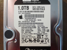 Western Digital WD1001FALS-40Y6A0 DCM:HARNHTJABB Apple#655-1567A 1.0TB Sata (Donor for Parts)