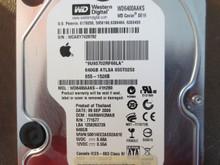 Western Digital WD6400AAKS-41H2B0 DCM:HARNHV2MAB Apple#655-1528B 640gb Sata (Donor for Parts)