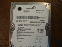 Seagate ST9100824AS 9W3139-022 FW:7.24 WU 100gb Sata (Donor for Parts)