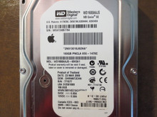 Western Digital WD1600AAJS-40H3A1 DCM:DHRNNT2CHN Apple#655-1470C 160gb Sata (Donor for Parts)
