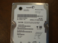 Seagate ST9100824AS 9W3139-023 FW:3.05 WU 100gb Sata (Donor for Parts)