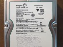 Seagate ST31000340NS 9CA158-510 FW:SN16 KRATSG 1000gb Sata