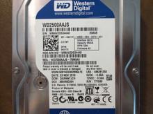 Western Digital WD2500AAJS-75M0A0 DCM:DARNNTJCH 250gb Sata