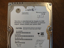 Seagate ST9120817AS 9DG132-188 FW:3.AAA WU 120gb Sata (Donor for Parts) 5RE0929K