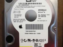 Western Digital WD2500AAJS-40VWA1 DCM:HARNHTJCAN Apple#655-1358D 250gb Sata