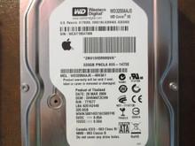 Western Digital WD3200AAJS-40H3A1 DCM:DHRNNT2CHN Apple# 655-1472E 320gb Sata