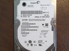 Seagate ST9120821AS 9W3184-022 FW:7.24 WU 120gb Sata (Donor for Parts) 5PL3YE1C