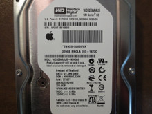 Western Digital WD3200AAJS-40H3A0 DCM:HHNNHTJCHN Apple#655-1472C 320gb Sata