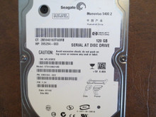 Seagate ST9120821AS 9W3184-022 FW:7.24 WU 120gb Sata (Donor for Parts) 5PL3CBCE
