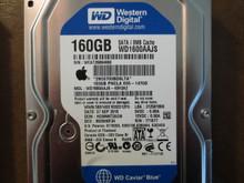 Western Digital WD1600AAJS-40H3A2 DCM:HGNNNT2AGN Apple#655-1470D 160gb Sata