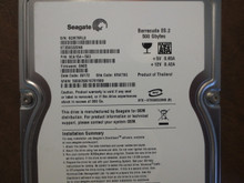 Seagate ST3500320NS 9CA154-503 FW:SN05 KRATSG 500gb Sata (Donor for Parts)