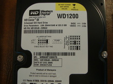 WD WD1200JB-00REA0 DCM:DSCACTJCA 120gb IDE/ATA (Donor for Parts)
