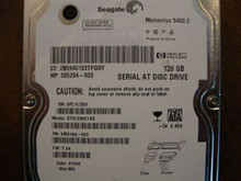 Seagate ST9120821AS 9W3184-022 FW:7.24 WU 120gb Sata (Donor for Parts)