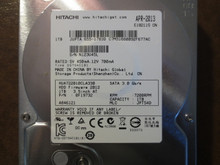 Hitachi HUA722010CLA330 PN:0F19732 MLC:JPT54D Apple#655-1783D 1.0TB Sata