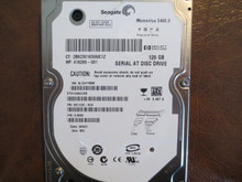 Seagate ST9120822AS 9S1133-020 FW:3.BHD WU 120gb Sata (Donor for Parts) 5LZ477MW