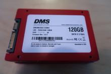 """DMS DMSM20AE120M4 FW:5.0.7 2.5"""" 120gb SSD Sata II 3 Gb/s"""