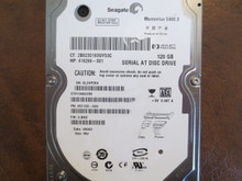 Seagate ST9120822AS 9S1133-020 FW:3.BHD WU 120gb Sata (Donor for Parts) 5LZ4PCK4