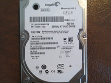 Seagate ST9120822AS 9S1133-022 FW:3.BHD WU 120gb Sata (Donor for Parts)