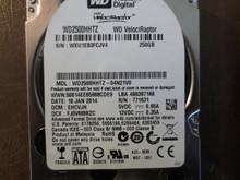 """Western Digital WD2500HHTZ-04N21V0 DCM:EHCVJH 250gb 2.5"""" SAS HDD"""