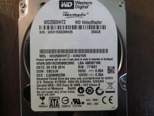 """Western Digital WD2500HHTZ-04N21V0 DCM:EBCVJH 250gb 2.5"""" SAS HDD"""