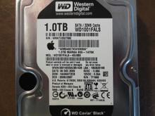 Western Digital WD1001FALS-40U9B0 DCM:HANNHT2CB Apple#655-1475K 1.0TB Sata
