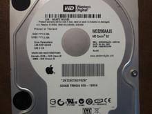 Western Digital WD3200AAJS-40RYA0 DCM:HANCNV2CHN Apple#655-1380A 320gb Sata (T)