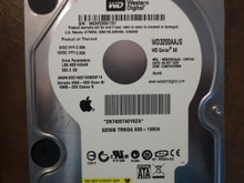 Western Digital WD3200AAJS-40RYA0 DCM:EANCHV2MBN Apple#655-1380A 320gb Sata (T)