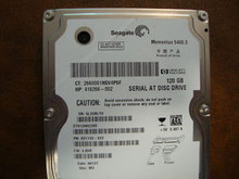 Seagate ST9120822AS 9S1133-022 FW: 3.BHE WU 120gb Sata (Donor for Parts) (LZ6BLY9)