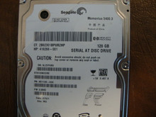 Seagate ST9120822AS 9S1133-020 FW:3.BHD WU 120gb Sata (Donor for Parts) 5LZ3Y6X0