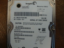 Seagate ST9120822AS 9S1133-020 FW:3.BHD WU 120gb Sata (Donor for Parts)