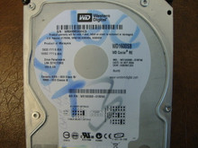 WD WD1600SB-01RFA0 DCM:HSBHNTJCH 160gb IDE/ATA (Donor for Parts)