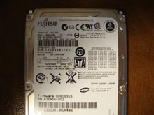 Fujitsu MHW2120BH CA06820-B40700C1 0FFDFA-00808918 120gb Sata (Donor for Parts)