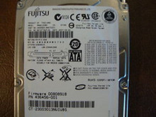 Fujitsu MHW2120BH CA06820-B40700C1 0FFDFB-00808918 120gb Sata (Donor for Parts)