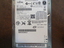 Fujitsu MHV2100BH CA06672-B265000T 0FFF9B-00000025 100gb Sata (Donor for Parts)